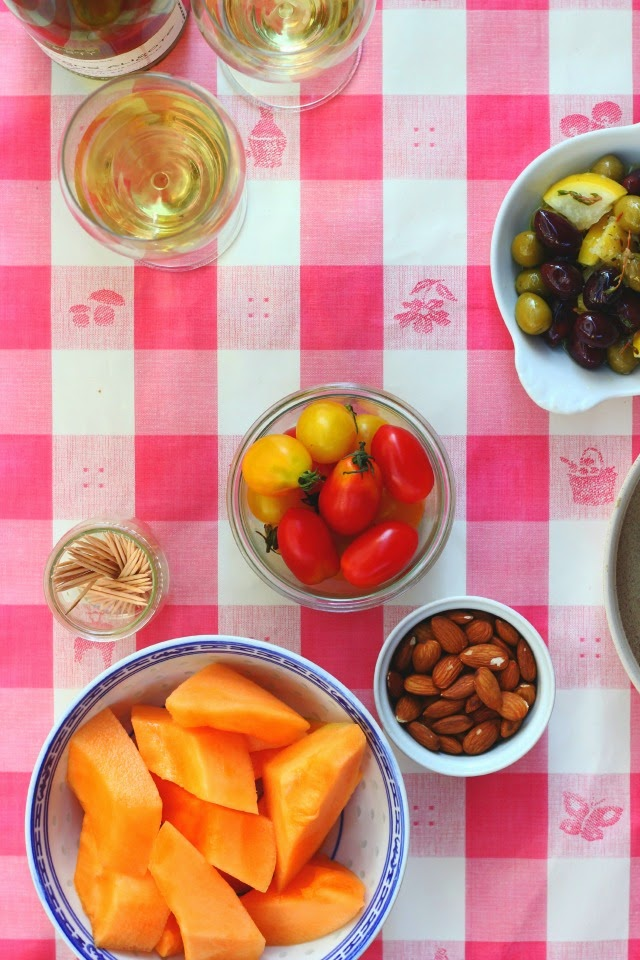 A Simple Summer Apéro | happy hearted kitchen