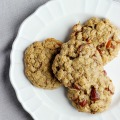 Maple + Date Oatmeal Cookies